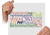 Webmaster info Image